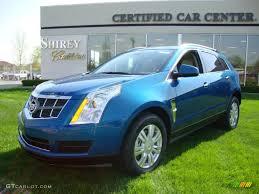 2010 caribbean blue cadillac srx v6 28759108 gtcarlot com car
