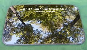 2008 nissan altima coupe quarter panel 2008 nissan altima sunroof glass