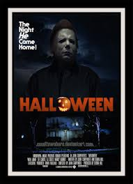 michael myers halloween horror nights halloween 1978 poster re edit by smalltownhero deviantart com on