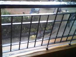grill balcony cover made hitesh coverwala mumbai india youtube