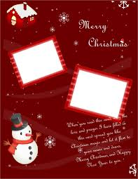 create a christmas card portrait christmas card free portrait christmas card templates