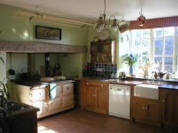 kitchen gas range hood farmhouse style kitchen laminate wooden