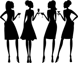 cocktail clipart black and white ladies night out clip art many interesting cliparts