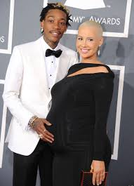 amber rose gets wiz khalifa u0027s face tattooed on arm huffpost