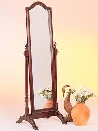 Mirror Pedestal Stand Furniture Cheval Mirror White Cheval Mirror Stand Alone Full