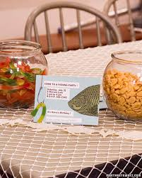 fish themed ideas martha stewart