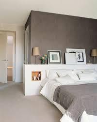 quelle peinture choisir pour une chambre peinture lavable gris pour la chambre à coucher avec murs gris foncé