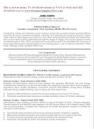 resume summary of qualifications for a cna objective summary for resume resume summary exle business