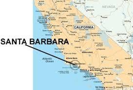 santa barbara california map image result for santa barbara map of united states climate