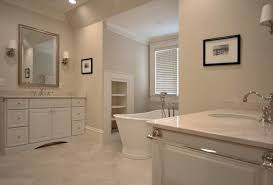bathroom interior design ideas with crema marfil marble from
