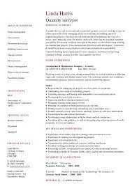 quantity surveyor resume asbestos surveyor cover letter 13 resume