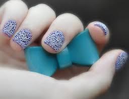 beautiful caviar nail manicures