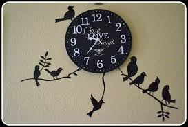 dreamandcraft my little shop in etsy black birds wall decal on