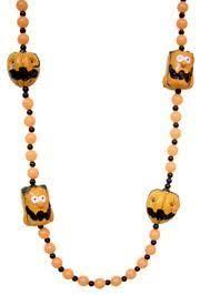 halloween themed beads pumpkins witches skulls