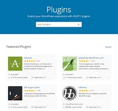 Search Design by Wordpress Relaunches Plugin Directory With New Design And Improved