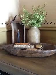 Pictures Of Primitive Decor 371 Best Primitive Dough Bowls Images On Pinterest Primitive