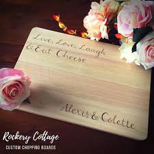 personalized cheese boards 682 best personalised gifts by rockery cottage images on