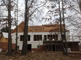 Icf Cabin First Icf Home In Yazoo County Mississippi Built Using Buildblock