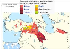 Kurdistan Map The Ahl E Haqq Minority Faith Fights For Its Homeland In Northern