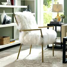 faux fur desk chair fur office chair desk chair covers several images on fuzzy office