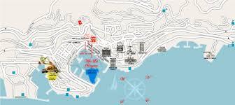 Monte Carlo Map Smurfit Michael Irish Con Sul In Monaco With Ansbacher Bank