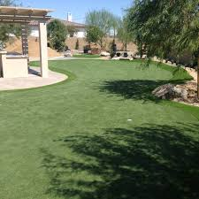 Putting Turf In Backyard Paradise Valley Az Putting Greens Artificial Grass Celebrity Greens
