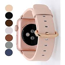 amazon com 15 colors for apple watch bands 42mm and 38mm
