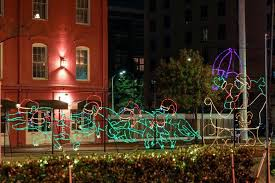 schedule of events nola christmasfest