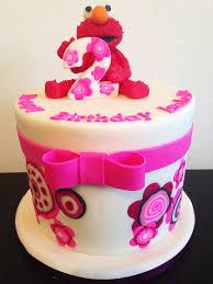 elmo birthday cakes elmo birthday cake cake by una s cake studio cakesdecor