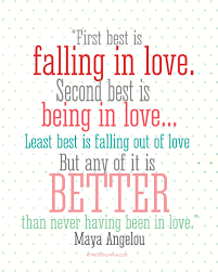 Cute In Love Quotes by Free Printables Fall In Love The 36th Avenue