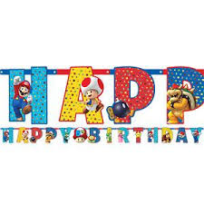 mario wrapping paper wrapping paper mario brothers party toys and