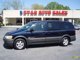 dark blue pontiac montana on dark images tractor service and