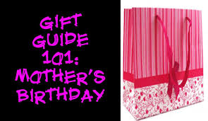 gift guide 101 mother u0027s birthday gift ideas youtube