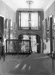 interior rutland lodge potternewton leeds the staircase
