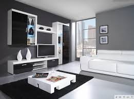 Modern White Living Room Designs 2015 Black And White Living Room Modern Hi Tech Minimalstic Urban