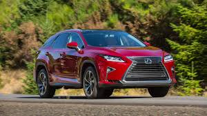infiniti fx vs lexus 2016 lexus rx crossover review with price horsepower and photo