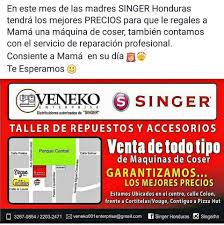 singer honduras home facebook