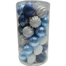 time navy light blue white 60mm shatterproof