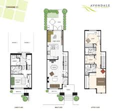 town house floor plans 4 bedroom townhouse floor plans images including attractive jvt