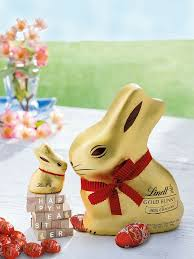 lindt easter bunny a sweet easter with lindt gold bunny and lindor eggs so