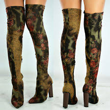womens cowboy boots ebay uk embroidered boots ebay