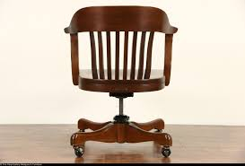 choose the antique office chair for maximum comfort home design