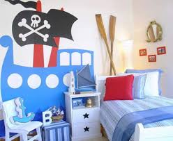 Pirate Themed Kids Room by Pirate Boys Room