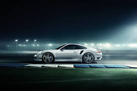 porsche night wallpaper porsche 2014 911 turbo techart white side cars night