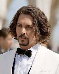 country hairstyles for long hair long hairstyles for men long hairstyle johnny depp and