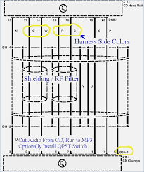 land rover discovery 1 radio wiring diagram wildness me