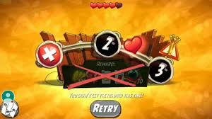 Challenge Angry Angry Birds 2 Daily Challenge Fail