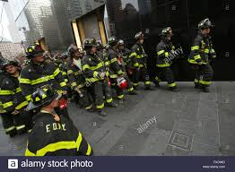 Firefighters Stair Climb by New York City Ny Usa 13th Mar 2016 Fdny Firefighters Begin