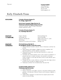 Biology Resume Examples by Biology Tutor Cover Letter