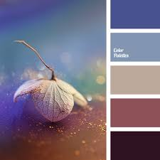 Warm Blue Color Warm And Cold Colors Color Palette Ideas